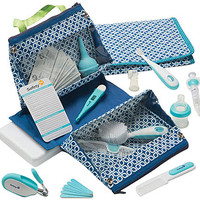 Safety 1st Welcome Baby Nursery Kit - Artic Blue