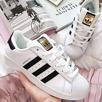 Adidas Fashion Flats Sneakers Sport Shoes