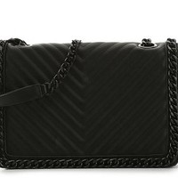 Aldo Green Wald Chain Crossbody Bag