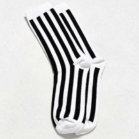 Referee Stripe Sock | Urban Outfitters