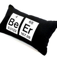 Periodic Table Element Beer Embroidered by YellowBugBoutique