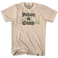 San Antonio Victory or Death Alamo T-shirt