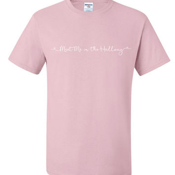 "Harry Styles ""Meet Me in the Hallway"" T-Shirt"