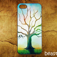 Sunset Wedding Tree - Accessories,Case,Samsung Galaxy S2/S3/S4,iPhone 4/4S,iPhone 5/5S/5C,Rubber Case - OD29012014 - 6