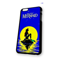 The Litle Mermaid moon iPhone 6 Plus case