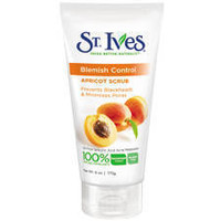 St. Ives Blemish Control Face Scrub Apricot 6 oz : Target