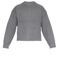Java zip-detail wool-knit sweater | Acne Studios | MATCHESFASHION.COM US