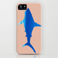 Shark iPhone & iPod Case by ProfileDesign