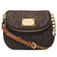MICHAEL Michael Kors Jet Set Item Flap Crossbody | macys.com
