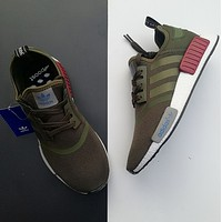 Adidas-NMD shoelace Fashion Trending Running Sports Shoes-1