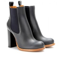 BERNIE LEATHER BOOTS