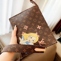 Louis Vuitton LV New Women Shopping Bag Shoulder Bag Crossbody Satchel
