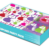Cupcake Party Pack- Fox Design