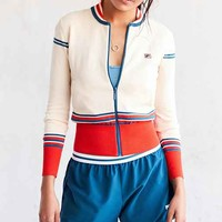 FILA + UO Rib Trim Sweater