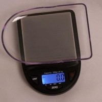 EZ 500g x 0.1g Digital Scale Jewelry Gold Silver Coin Portable Food Scale Pocket Size