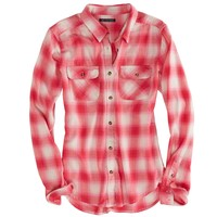 AEO Factory Girlfriend Flannel   American Eagle Outfitters