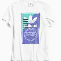 adidas Tongue Label Tee | Urban Outfitters