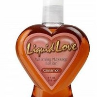 Liquid Love - Cinnamon 4 oz Pack of-1