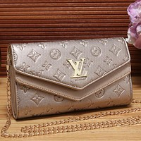 Louis Vuitton LV Women Shopping Leather Fashion Satchel Shoulder Bag Crossbody