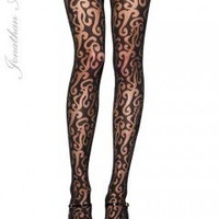 Jonathan Aston Cabaret Tights - Tights, Stockings, Shapewear and more -  MyTights.com - The Online Hosiery Store