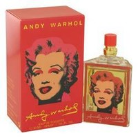 Andy Warhol Marilyn Red Eau De Toilette Spray By Andy Warhol