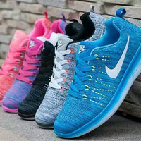 """""""Nike"""" Fashion Breathable Sneakers Sport Shoes (5-color)"""