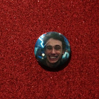 "James Franco Freaks and Geeks Pin Pinback Button 1 Inch 1"" One Inch TV Show Daniel Desario Freaks & Geeks"