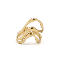 Scale Plunge Ring