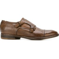 Officine Creative 'princeton' Monk Shoes - Dell'oglio - Farfetch.com