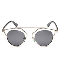 Asos Designed Alloy Frame Sunglasses