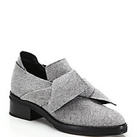 Proenza Schouler - Knot Front Stacked Oxfords - Saks Fifth Avenue Mobile