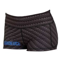 Six Deuce Carbon Fiber Hotpants Shorts