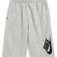 Boy's Nike French Terry Shorts