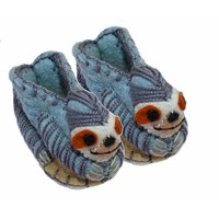 Sloth Zooties Baby Booties