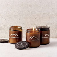 Square Trade Goods Co. Jar Candle - Urban Outfitters