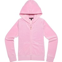 Scottie Varsity Velour Jacket by Juicy Couture