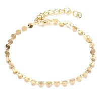 Laurilyn Chain Link Bracelet