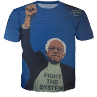 "Bernie Sanders ""Fight the System"""