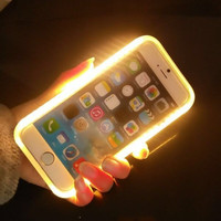 """LuMee LED """"Selfie"""" Case for iPhone 5/5s"""