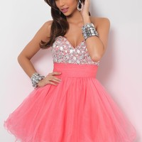 Homecoming dresses by Blush Prom Homecoming Style 9426