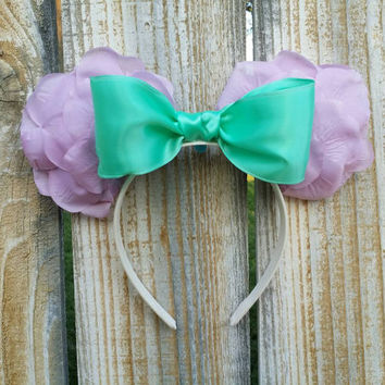 Little mermaid Minnie Ears