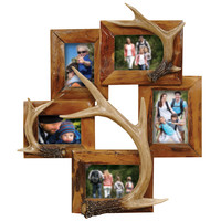 Antler Wall Picture Frame