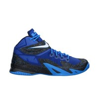 Nike Zoom LeBron Soldier VIII Premium Men's Basketball Shoes - Game Royal