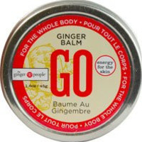 GO (BY THE GINGER PEOPLE) BODY BALM,GINGER, 1.6 OZ