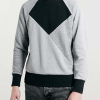 Antioch Panel Sweatshirt*