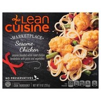 Lean Cuisine Cafe Cuisine Sesame Chicken 9 oz