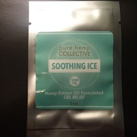 Pure Hemp Collective Soothing Ice Travel Size