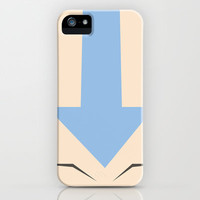 Avatar Aang iPhone Case by Glassy | Society6