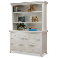 Sorelle Alex Double Dresser Hutch 1590