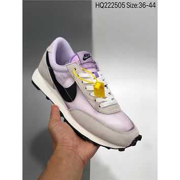 Nike Wmns Air Daybreak QSWheat White-GumOG cheap Men's and women's nike shoes